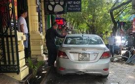 Thanh niên 15 tuổi trộm Hyundai Accent của bố đi chơi gây tai nạn liên hoàn tại Hà Nội