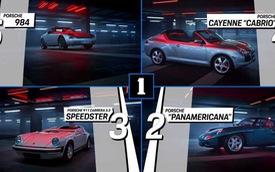 5 concept bí mật và thú vị nhất của Porsche trong lịch sử