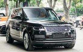 Khám phá hàng khủng Range Rover Autobiography LWB 2019 vừa về Hà Nội, giá hơn nửa triệu USD