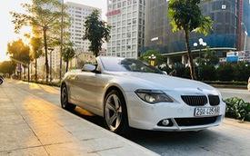 Sau 12 năm, siêu phẩm BMW 650i Cabriolet chỉ đắt hơn Toyota Altis gần 50 triệu đồng