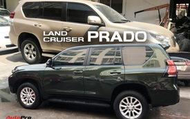 Hành trình 2 tháng mổ xẻ Toyota Land Cruiser Prado 2011 để dọn và nâng đời 2018 với chi phí hơn 300 triệu đồng
