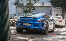 Gần 100 triệu đồng giúp Porsche Cayman S của đại gia Việt khác biệt như thế nào?