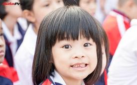 Xe hơi trong ước mơ của trẻ em Việt: Sạch vì môi trường