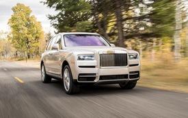 Mỗi người mua Cullinan có 7 chiếc xe khác: 5 sự thật thú vị xoay quanh Rolls-Royce Cullinan sau nửa năm ra mắt
