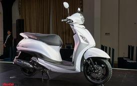 Đánh giá nhanh Yamaha Grande 2019 sử dụng động cơ hybrid vừa ra mắt tại Việt Nam