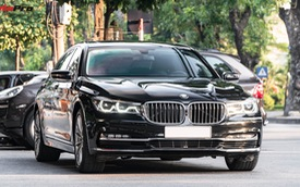 BMW 740Li 2016 hơn 3,6 tỷ - Sự thay thế hợp túi tiền nếu không có hơn 5 tỷ để tậu BMW 750Li