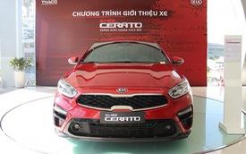 Bị lộ bài, THACO âm thầm ra mắt Kia Cerato 2019, giá từ 559 triệu đồng