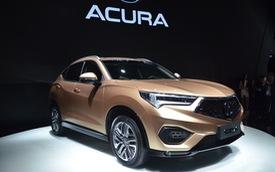 Sau thành công tại Trung Quốc, Acura CDX - đối thủ hạng sang của Ford EcoSport sẽ được bán ở thị trường ngoài