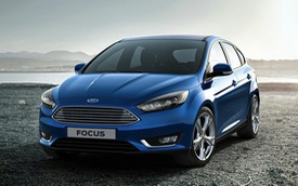 Ford chốt lịch ra mắt Focus mới