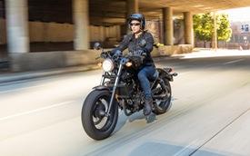 Honda Rebel 300 phân phối chính hãng tại Việt Nam với giá 125 triệu đồng