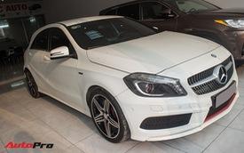 Mercedes-Benz A250 AMG sau hơn 3 năm sử dụng giá ngang Toyota Altis