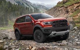Ford Everest Raptor có khả năng xuất hiện trong thời gian tới