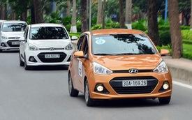 Hyundai Grand i10 có thể được trang bị động cơ điện