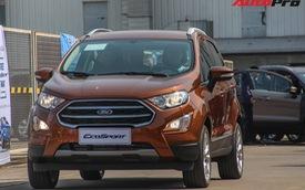 Chỉ nâng cấp nhưng Ford EcoSport 2018 lột xác mạnh mẽ như thế nào?