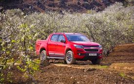 Chevrolet lần đầu bán hơn 10.000 xe/năm tại Việt Nam - Công lớn của Colorado