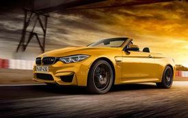 BMW M mừng sinh nhật 30 năm bằng dòng xe đặc biệt giới hạn