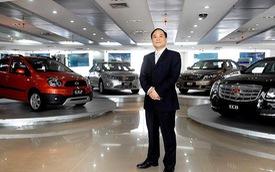 Chân dung tỷ phú Trung Quốc vừa trở thành cổ đông cá nhân lớn nhất của công ty mẹ Mercedes-Benz