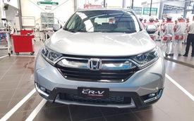 Lộ giá tạm tính Honda CR-V khi áp thuế nhập khẩu 0% - ngang Mazda CX-5