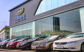 """Công ty mẹ Mercedes-Benz sẽ không """"bắt tay"""" với Geely"""