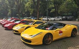 Bảo mật giá bán - Bí quyết của Ferrari tại Indonesia
