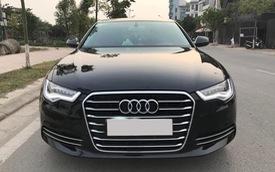 Audi A6 3.0 2012 lăn bánh 59.000km mất giá bằng một chiếc xe mới hiện tại