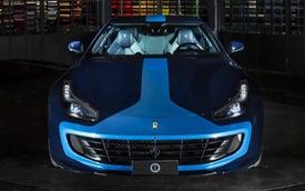 Ferrari GTC4 Lusso Azzurra - Siêu ngựa xanh độc nhất vô nhị