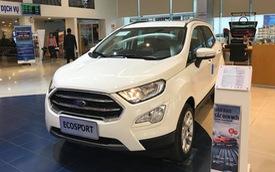 Ford EcoSport 2018 đã ra tại đại lý, loạn giá bán tạm tính