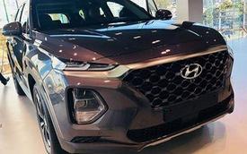 Hình ảnh thực tế và thông tin chi tiết đầu tiên về Hyundai Santa Fe 2019