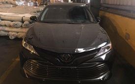 Toyota Camry 2018 đầu tiên xuất hiện tại Việt Nam