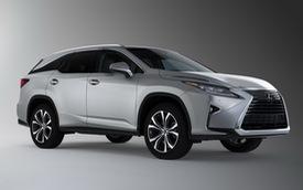 SUV 7 chỗ Lexus RX 450hL có giá khởi điểm từ 50.620 USD