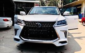 Điểm mặt những chiếc Lexus LX570 Super Sport giá gần 10 tỷ tại Việt Nam