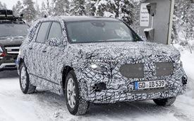 Mercedes-Benz chuẩn bị có SUV 7 chỗ cỡ nhỏ mới