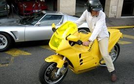 Design 90 - đứa con dị biệt nhà Lamborghini