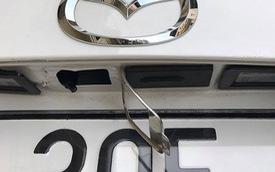 Sau logo và gương xe, camera lùi đang bị vặt không thương tiếc tại Việt Nam