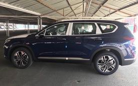 Hyundai Santa Fe thế hệ mới về Việt Nam