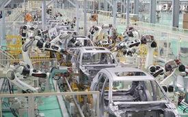 THACO khánh thành nhà máy Mazda lớn và hiện đại nhất Đông Nam Á