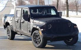 Bán tải Jeep cạnh tranh Ford Ranger và Chevrolet Colorado - Tại sao không?