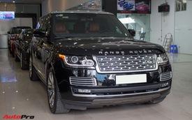 Range Rover Autobiography LWB bản 4 chỗ lăn bánh 18.000km rao bán lại giá 7,2 tỷ
