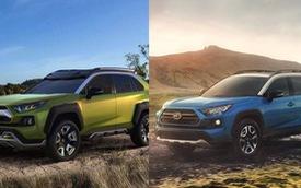 """Xem Toyota RAV4 """"tiến hóa"""" ra sao từ bản concept"""