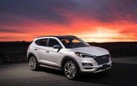 Hyundai Tucson 2019 ra mắt: Thiết kế cải tiến, công nghệ toàn diện