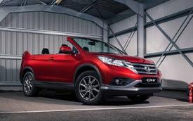 Honda bất ngờ giới thiệu CR-V mui trần