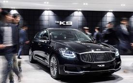 4 điều cần biết về Kia K900 - Đối thủ mới nhất của Mercedes-Benz S-Class