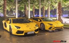 Ảnh đẹp dàn siêu xe Car & Passion dưới ánh đèn đêm Hà Nội
