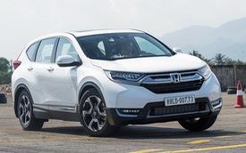 Honda CR-V 2018 chính thức giảm 188 triệu đồng, về từ 958 triệu đồng