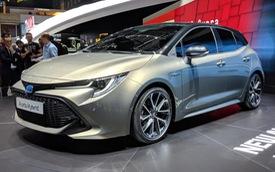 Toyota khai tử xe diesel tại châu Âu ngay trong năm 2018