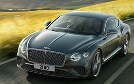 Bentley đã mang gì tới triển lãm Geneva 2018