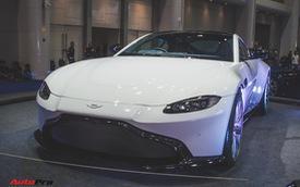 Aston Martin Vantage 2019 hoàn toàn mới cập bến Đông Nam Á