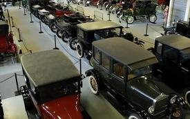 Bộ sưu tập xe Ford lớn nhất thế giới chuẩn bị được đem bán đấu giá