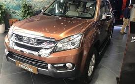 Trong khi Toyota Fortuner cháy hàng, Isuzu mu-X vẫn được thanh lý giá rẻ để xả hàng tồn kho… 2 năm