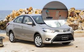 Chuyên gia sản phẩm Toyota Việt Nam phủ nhận tấm che nắng làm từ bìa carton